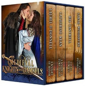 medieval knights and damsels