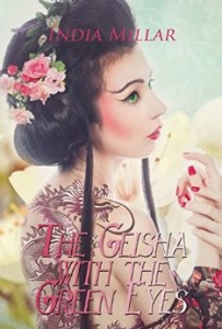 the geisha with the green eyes